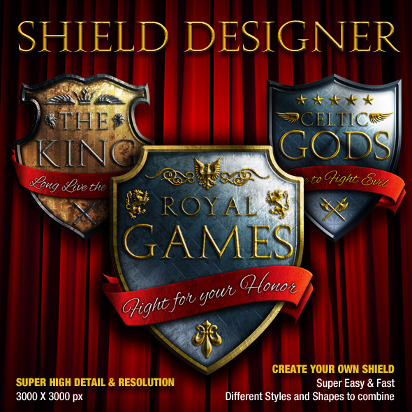 Shield Designer Kit
